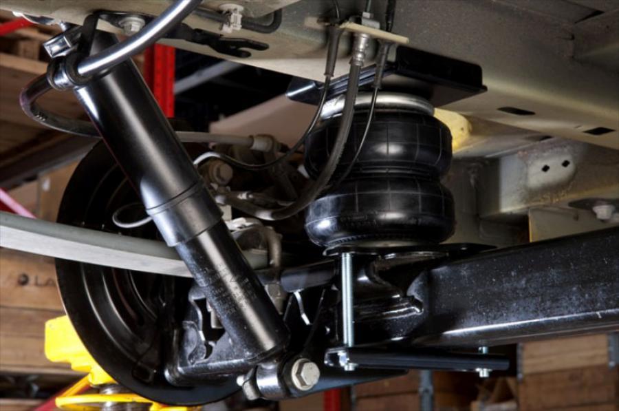 X250 Semi Air Suspension Kit Driverite Air Suspension