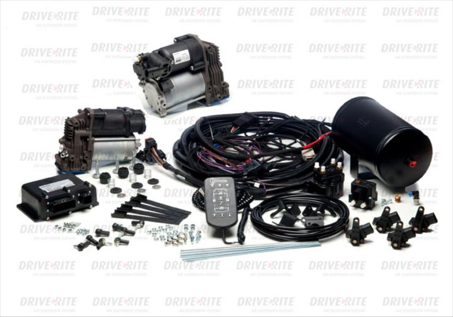 Image for 4 Corner Heavy Duty IntelliRide Control Kit