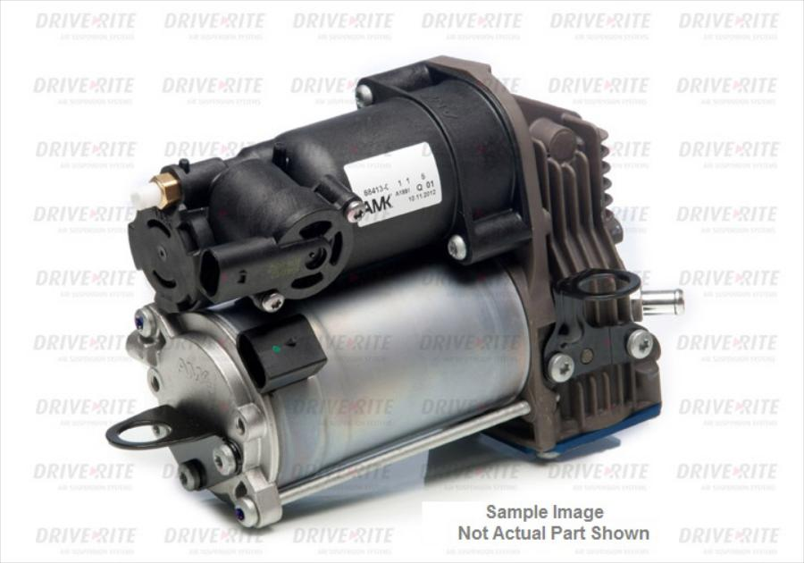 Mercedes benz replacement air compressor driverite air for Air suspension compressor mercedes benz