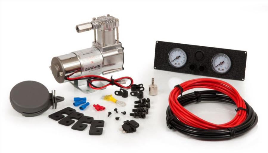 Image for Mercedes Sprinter / VW Crafter Metric Compressor & Dual Gauge Kit