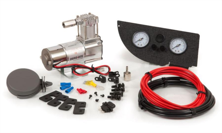 Image for X250 / X290 Metric Compressor & Dual Gauge Kit