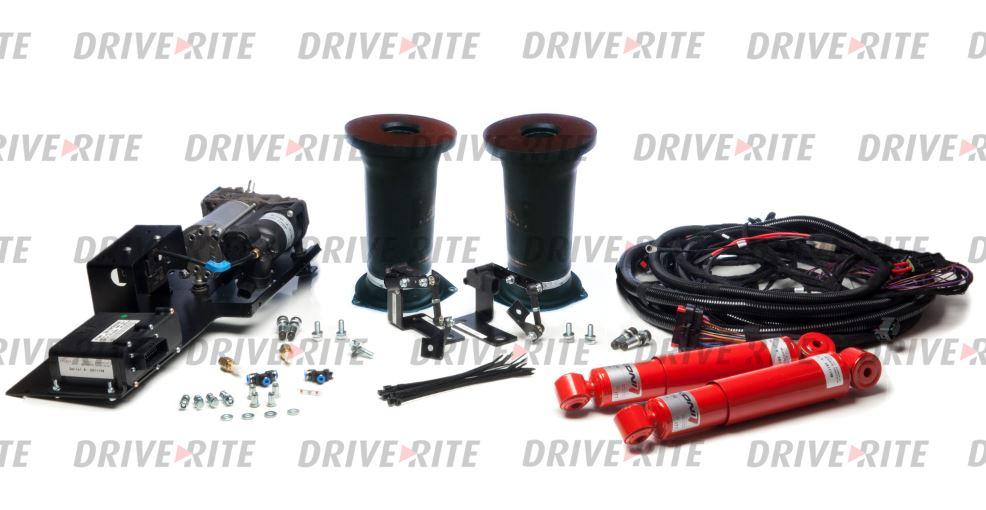 VW T5 & T6 Van / Bus Full Air Suspension Kit | DriveRite Air
