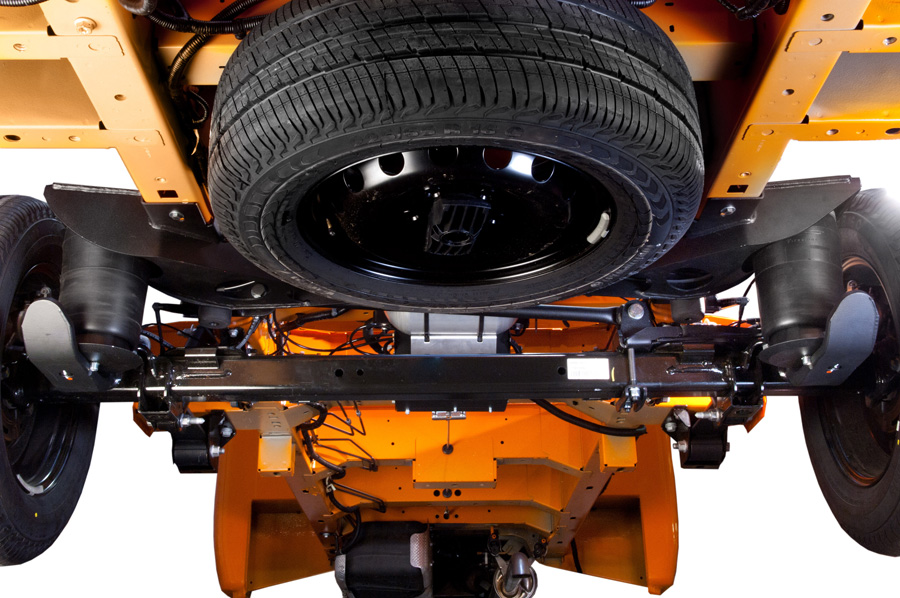 Renault Master X62driverite Air Suspension Systems